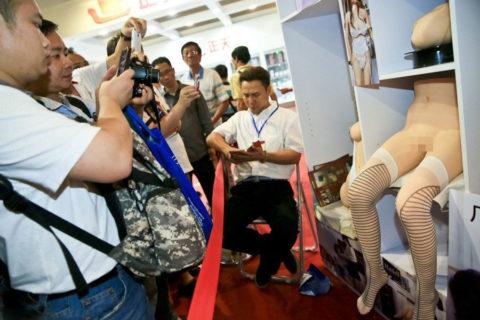 中国最大のラブドールフォーラム、男5万人の集客に成功するwwwwwwww(画像あり)・10枚目