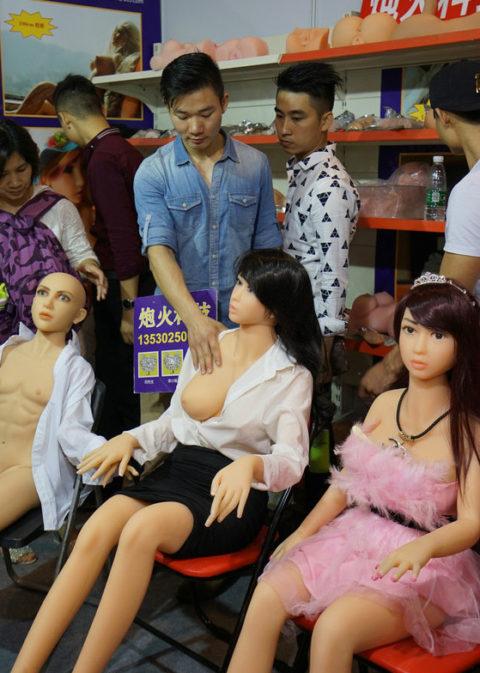 中国最大のラブドールフォーラム、男5万人の集客に成功するwwwwwwww(画像あり)・12枚目