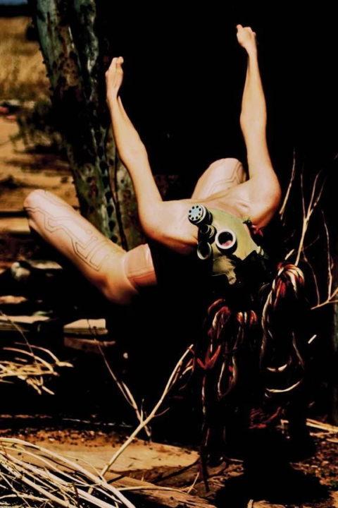 【マニアック】世界のアブナイ奴、ガスマスク付けてセックスする・・・(画像あり)・14枚目