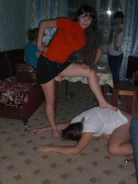 エロの素質が溢れ出るロシアの女子学生。末恐ろしいwwwwwww(画像あり)・14枚目