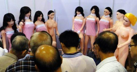中国最大のラブドールフォーラム、男5万人の集客に成功するwwwwwwww(画像あり)・17枚目