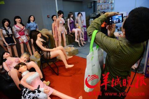 中国最大のラブドールフォーラム、男5万人の集客に成功するwwwwwwww(画像あり)・18枚目