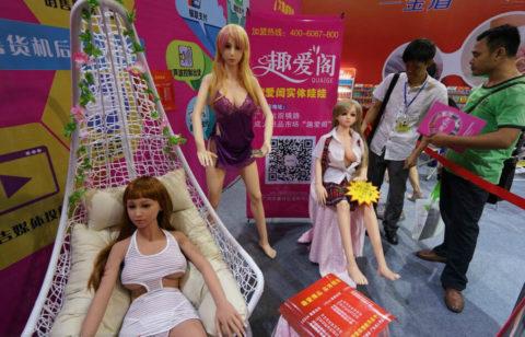 中国最大のラブドールフォーラム、男5万人の集客に成功するwwwwwwww(画像あり)・19枚目