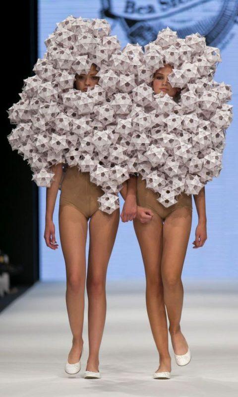 完全にトチ狂った海外のファッションショー、笑いを取りに行ってるの?wwwww(画像38枚)・19枚目