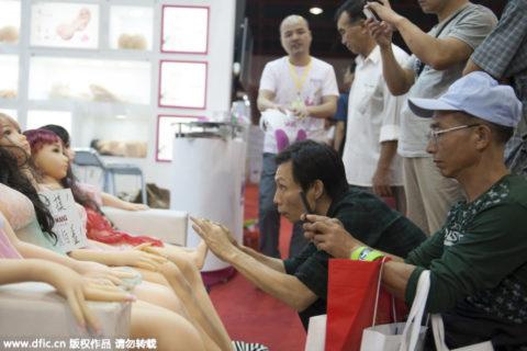 中国最大のラブドールフォーラム、男5万人の集客に成功するwwwwwwww(画像あり)・2枚目