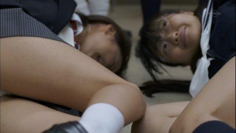 【真野恵里菜】ドラマのパンチラ要員、元ハロプロ女をご覧くださいwwwwww(画像あり)・16枚目