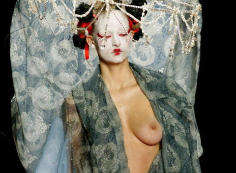 完全にトチ狂った海外のファッションショー、笑いを取りに行ってるの?wwwww(画像38枚)・29枚目