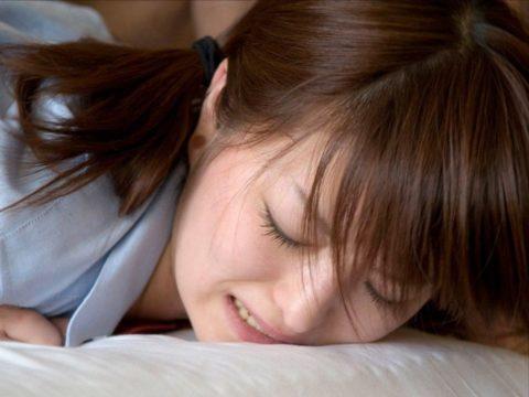 【絶頂】イク時は必ず歯を食いしばって力む女の表情をご覧ください。(43枚)・37枚目