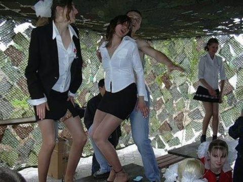 エロの素質が溢れ出るロシアの女子学生。末恐ろしいwwwwwww(画像あり)・36枚目