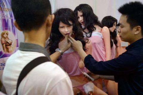 中国最大のラブドールフォーラム、男5万人の集客に成功するwwwwwwww(画像あり)・6枚目