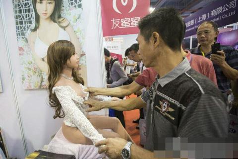 中国最大のラブドールフォーラム、男5万人の集客に成功するwwwwwwww(画像あり)・9枚目