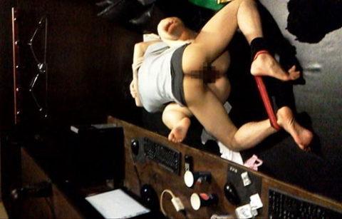 【盗撮】ネカフェ民、カップルの個室を撮影する技を習得するwwwww(画像あり)・36枚目