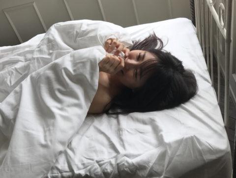 【NMB48】白間美瑠(21)がピンク乳首が見えた。ハプニングエロ画像(画像あり)・15枚目