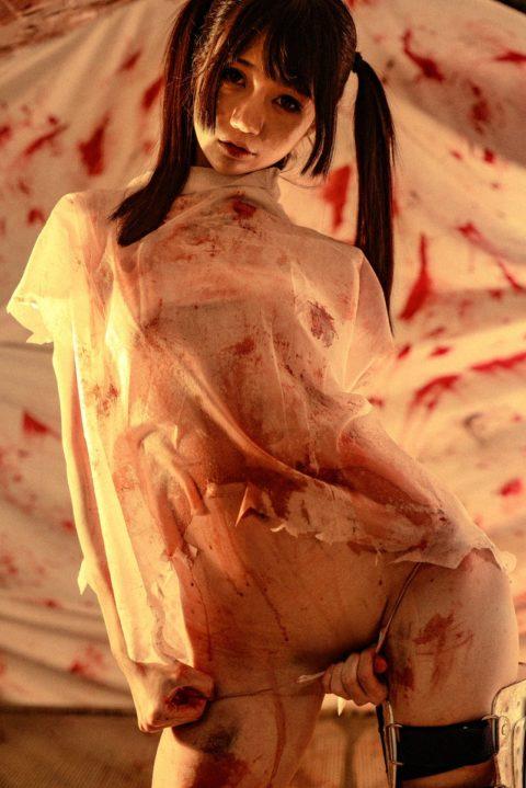 中国一エロいコスプレイヤー、「蜜柚」とかいう女子がこちら。(72枚)・61枚目