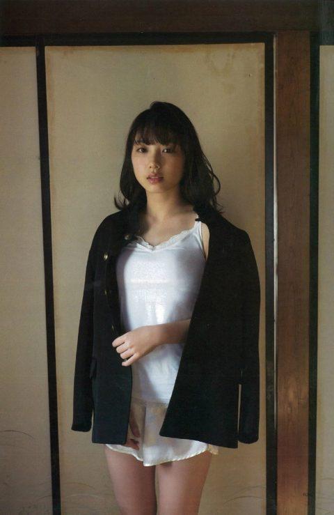 【乃木坂】与田祐希さん(18)写真集で乳首ポッチを晒してしまう。。(画像あり)・27枚目