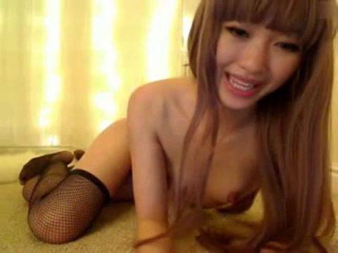 台湾のライブチャットでオナニーする女、ガチで100点やろ。。(画像あり)・31枚目