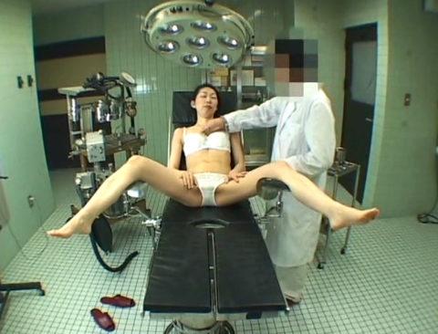 【不謹慎】全身麻酔の手術患者が執刀医にエロい事されてるんだが・・・(画像あり)・32枚目