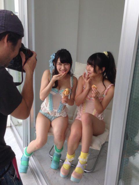 【NMB48】白間美瑠(21)がピンク乳首が見えた。ハプニングエロ画像(画像あり)・5枚目