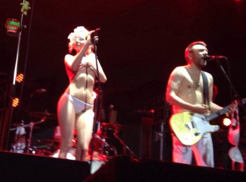ライブ中に観客の前で全裸になる歌手ってなんなの??(35枚)・1枚目