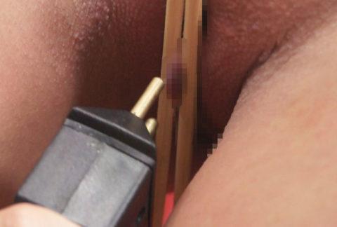 【卑猥】乳首やマンコを箸で摘まむ変態さん、その光景を晒すwwwwww(画像あり)・19枚目