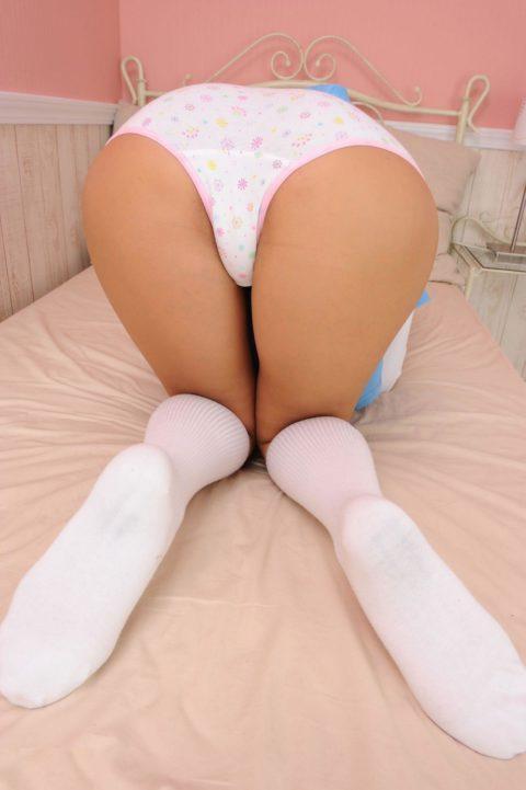炉利紺が子供用のパンツを穿かせて記念撮影した画像。引くわぁマジでwwwww・19枚目