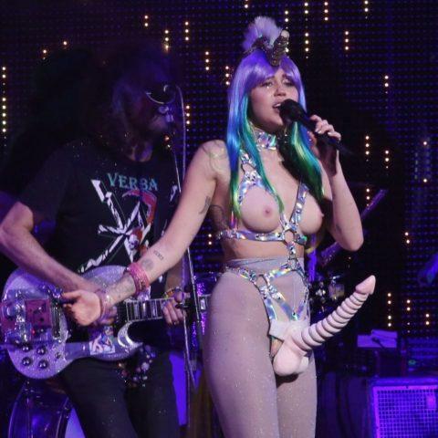 ライブ中に観客の前で全裸になる歌手ってなんなの??(35枚)・21枚目