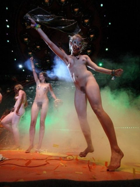 ライブ中に観客の前で全裸になる歌手ってなんなの??(35枚)・23枚目