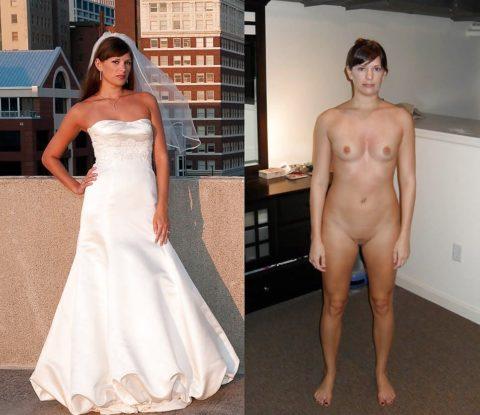 【画像】美女の着衣とヌードを比較するエロ画像集ってホントいいよね。(38枚)・27枚目