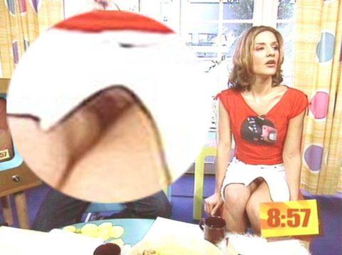 日本、完全敗北。海外TV番組のエロハプニングのスケールがヤバいwwwwww・31枚目
