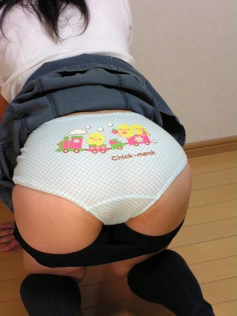 炉利紺が子供用のパンツを穿かせて記念撮影した画像。引くわぁマジでwwwww・5枚目