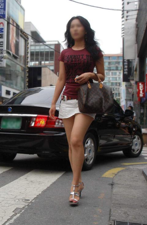韓国に行ったワイ、ミニスカ美女を盗撮しまくり帰国するwwwww(画像37枚)・11枚目
