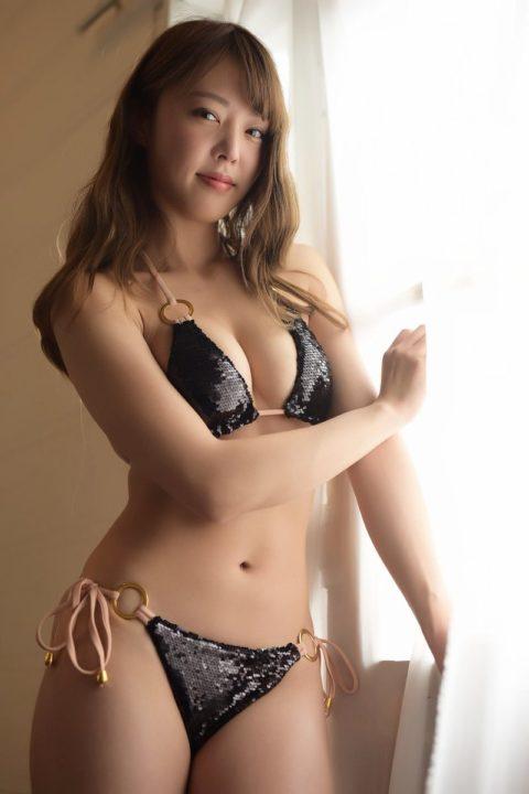 【吉野七宝実】とんでもない挑戦した過激系グラビアアイドルさんwwwww・18枚目
