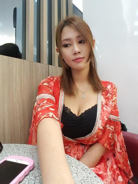 """台湾美女の""""着衣巨乳""""が世界トップクラスで抜けると話題にwwwwwww(38枚)・19枚目"""