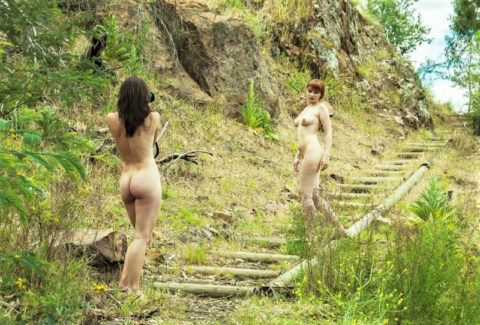 【画期的】撮影する側が「全裸」になるヌードフォトグラマーとかいう人たちwwwwww・21枚目
