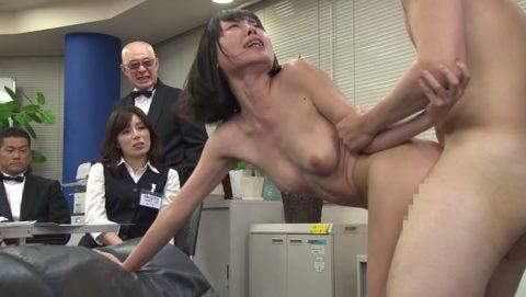 目の前でSEXされた女の顔ってこうなるのな。。なんで正座?wwwwww(画像あり)・22枚目