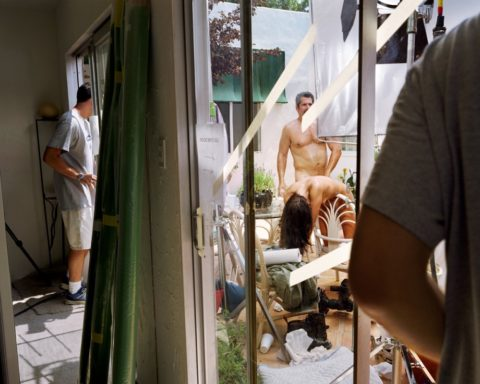 海外ポルノの撮影現場の光景。。もうハリウッドやんwwwwww(画像あり)・23枚目