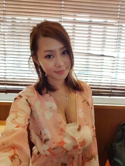 """台湾美女の""""着衣巨乳""""が世界トップクラスで抜けると話題にwwwwwww(38枚)・29枚目"""