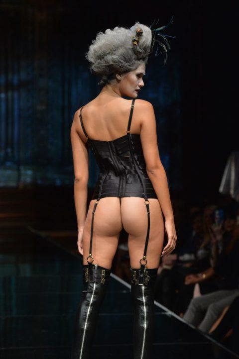 【マジキチ】もう方向性が分からなくなった海外のファッションショー。(画像あり)・3枚目