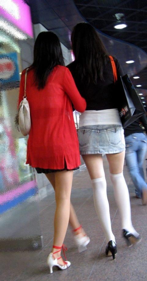 韓国に行ったワイ、ミニスカ美女を盗撮しまくり帰国するwwwww(画像37枚)・30枚目