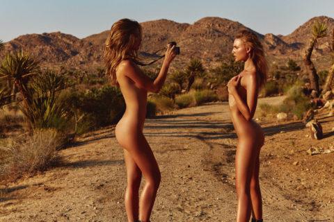 【画期的】撮影する側が「全裸」になるヌードフォトグラマーとかいう人たちwwwwww・30枚目