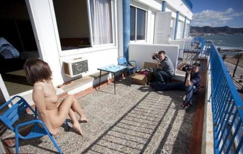 海外ポルノの撮影現場の光景。。もうハリウッドやんwwwwww(画像あり)・32枚目