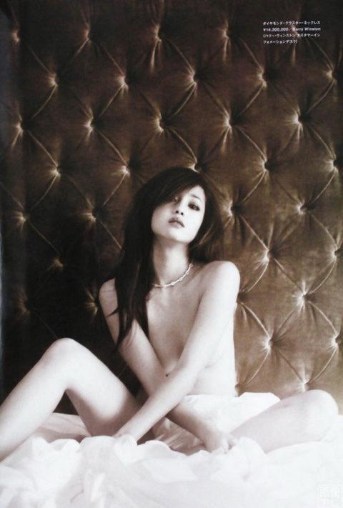 【沢尻エリカ】演技を極めた女優のガチ濡れ場シーンがコチラwwwwwww(37枚)・33枚目