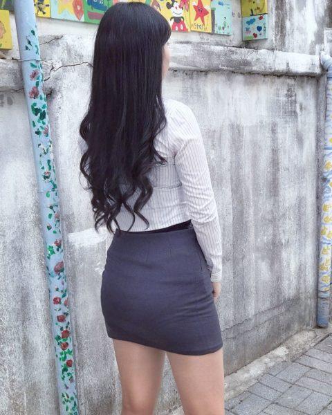 韓国に行ったワイ、ミニスカ美女を盗撮しまくり帰国するwwwww(画像37枚)・33枚目