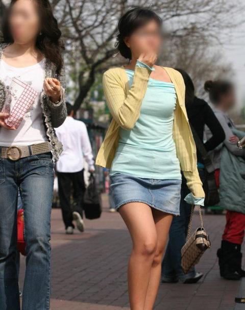 韓国に行ったワイ、ミニスカ美女を盗撮しまくり帰国するwwwww(画像37枚)・34枚目