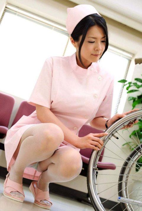 【画像あり】ワイ、入院中に白パンストで抜きまくった理由。(40枚)・35枚目