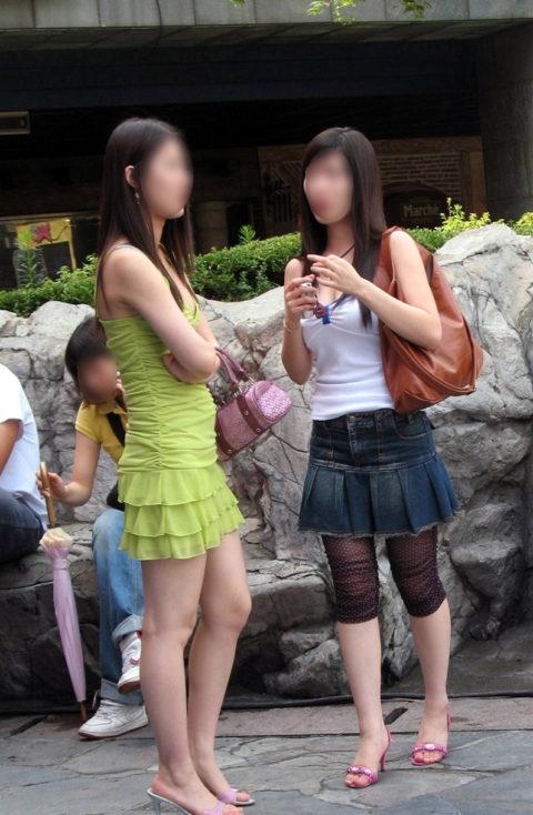 韓国に行ったワイ、ミニスカ美女を盗撮しまくり帰国するwwwww(画像37枚)・36枚目