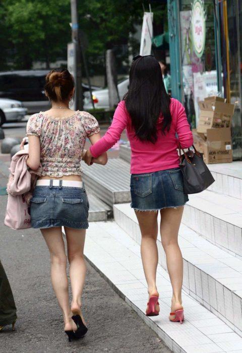 韓国に行ったワイ、ミニスカ美女を盗撮しまくり帰国するwwwww(画像37枚)・5枚目