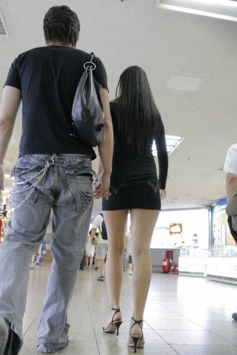 韓国に行ったワイ、ミニスカ美女を盗撮しまくり帰国するwwwww(画像37枚)・6枚目