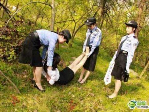 【閲覧注意】中国の女性死刑囚、エロいのにブッ殺される・・・(画像あり)・11枚目