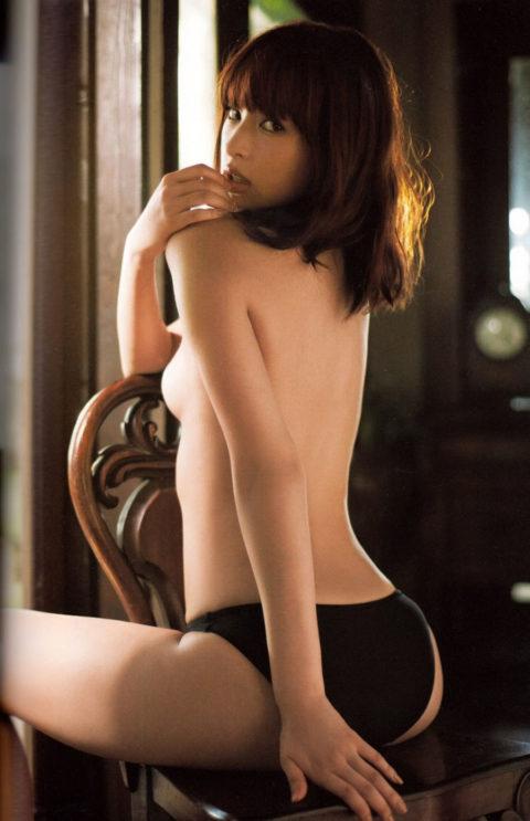 【日南響子】ヌード写真で小さな乳首を解禁。綺麗な色をご覧くださいwwwww(34枚)・14枚目